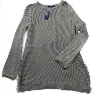 Apt 9 balloon sleeved tunic sweater